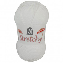 Stretchy Blanco
